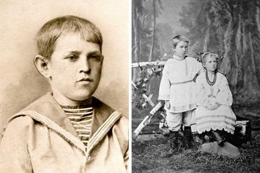 F.M. Dostoyevski yaradıcılığında uşaqlıq mövzusu